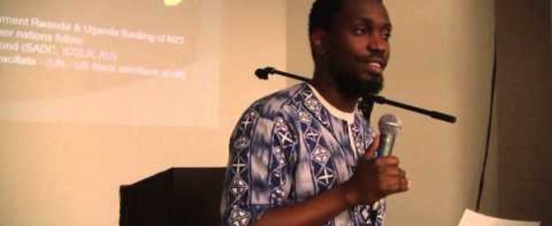 """Crisis in the Congo: Uncovering the Truth"" – Musavuli spoke at ANSWER SF office"